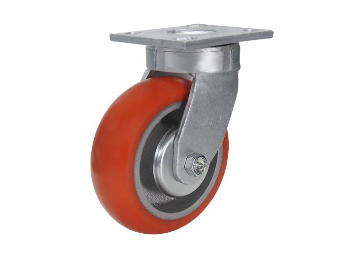 enforcer抗冲击底板型-活动式/固定式脚轮