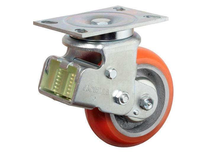 欧式减震轮-活动式/固定式脚轮