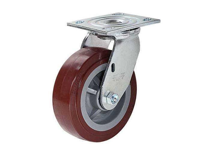 底板型-活动式/固定式脚轮